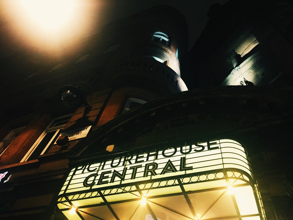 Picturehouse Central Cinema in Piccadilly Circus.