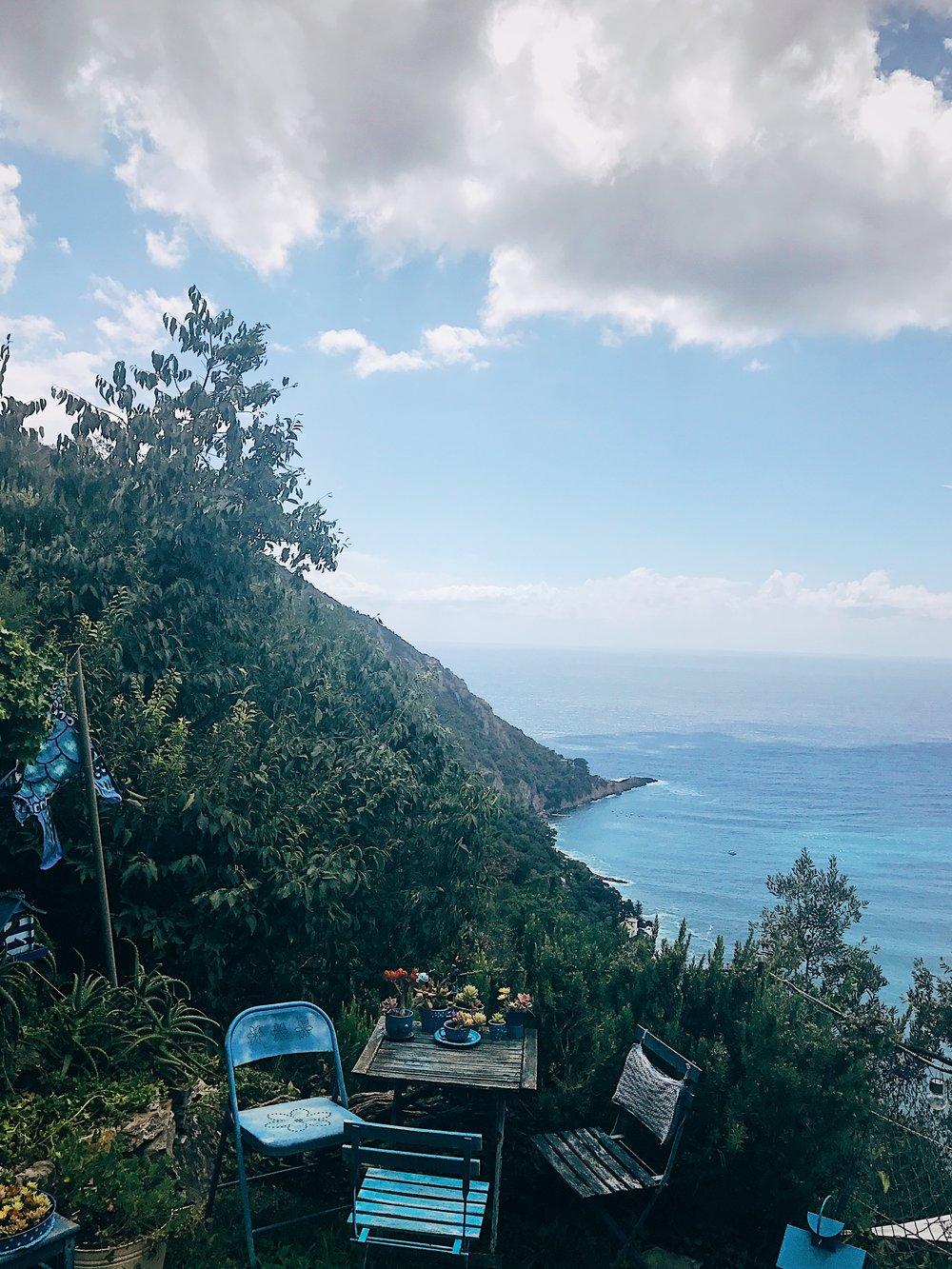 hike stop portofino
