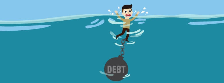 drowning in debt.jpg