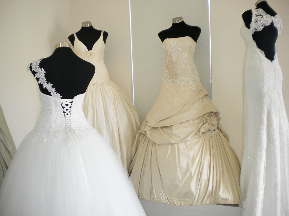 designer bridal gowns