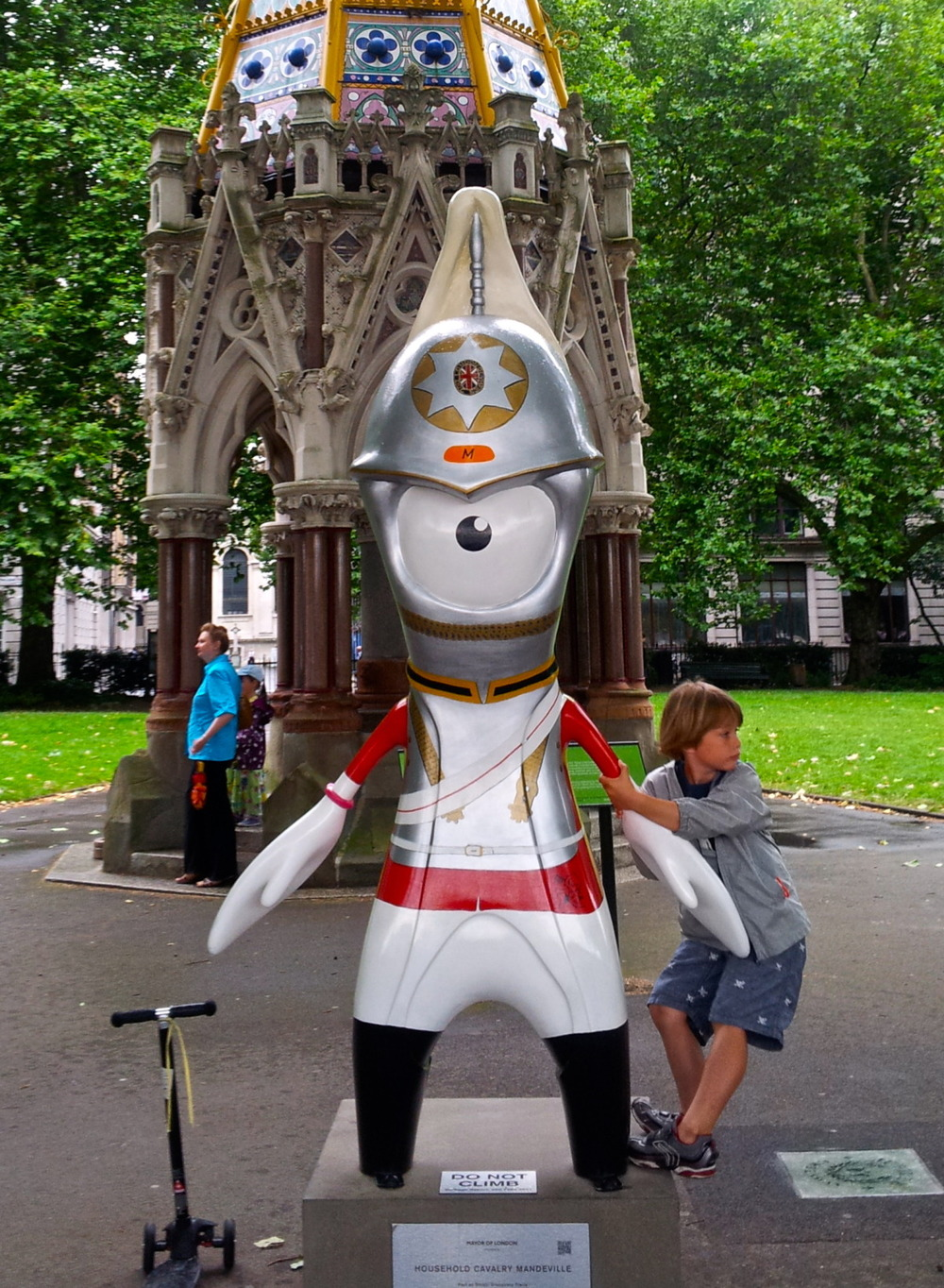 Household Cavalry Mandeville