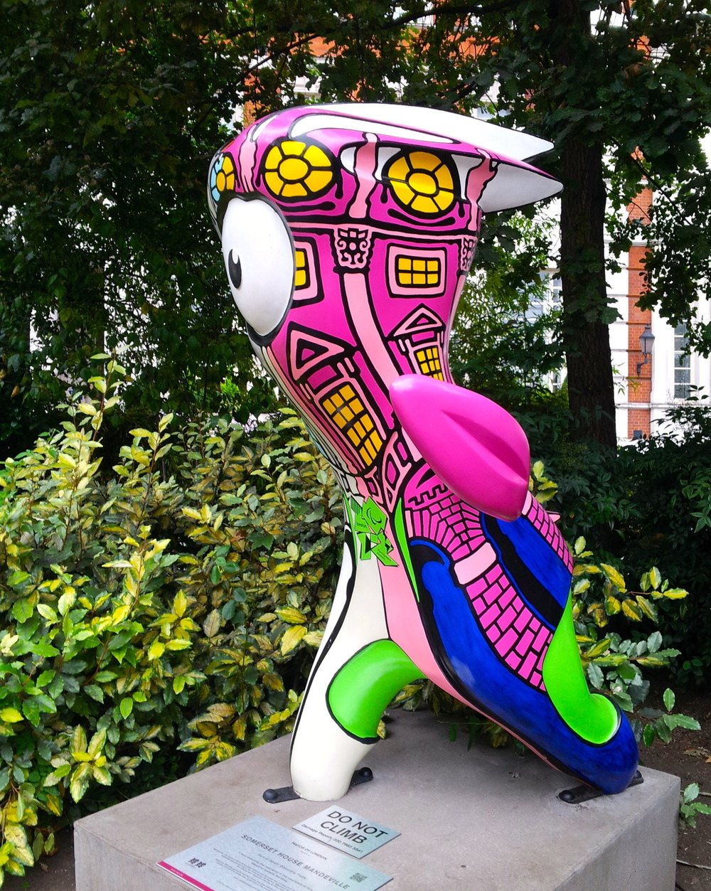 Another view of Somerset House Mandeville