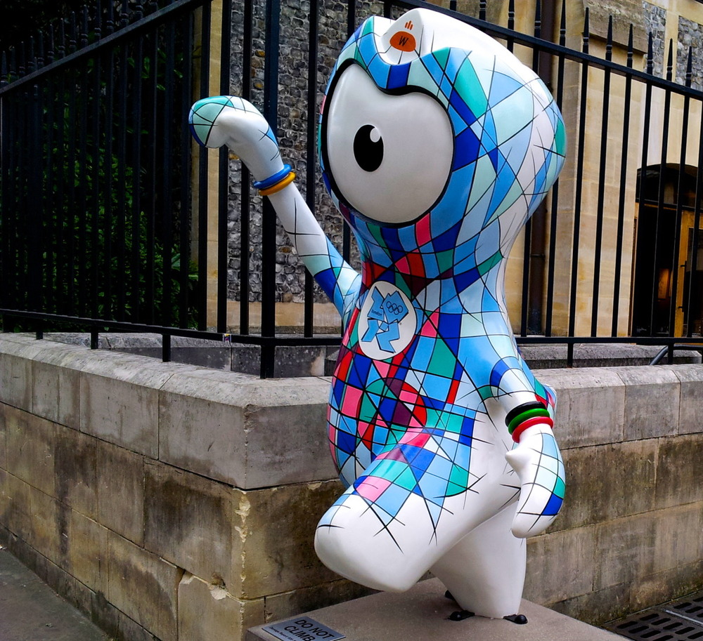 Stainless Glass Wenlock