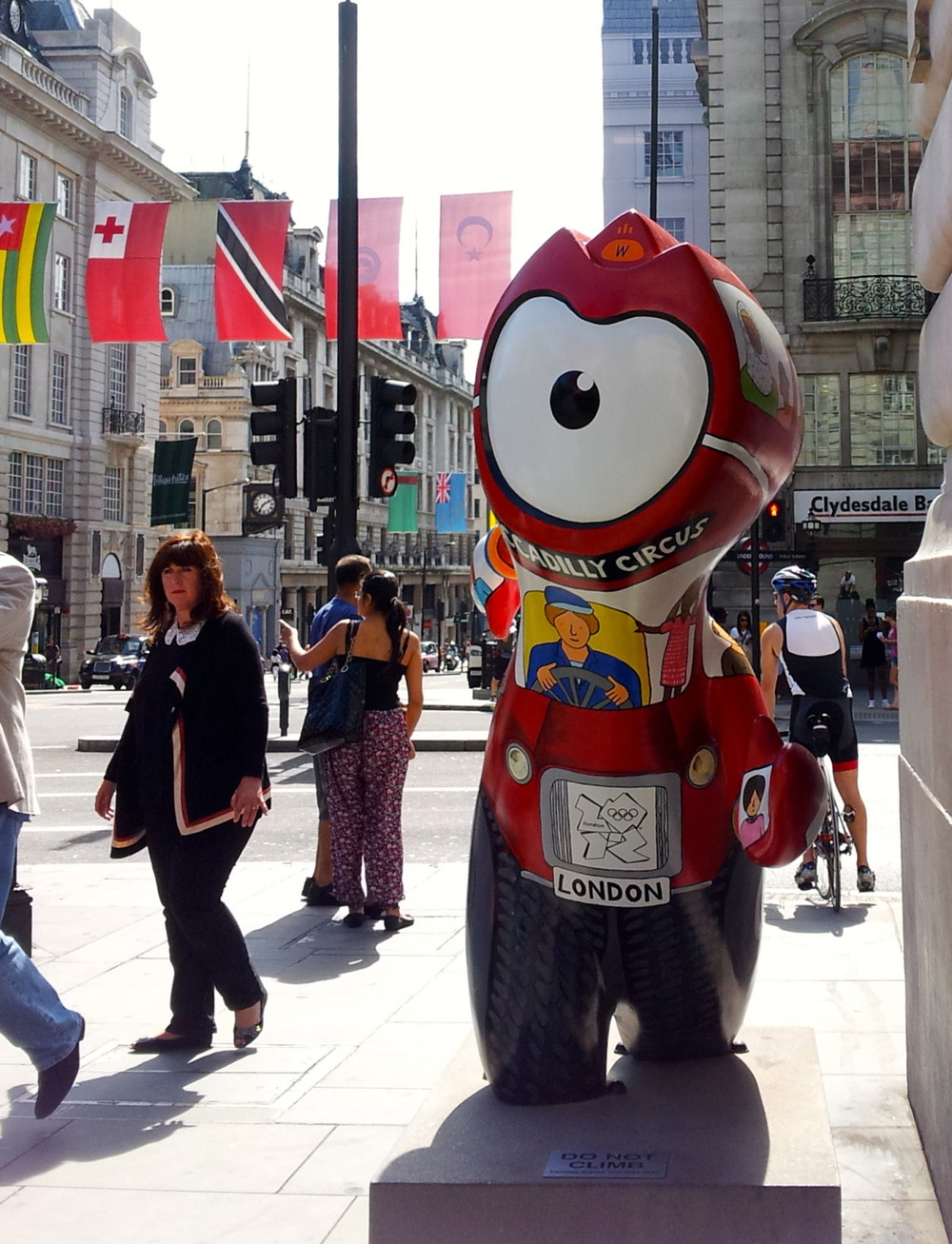 Piccadilly Circus Wenlock