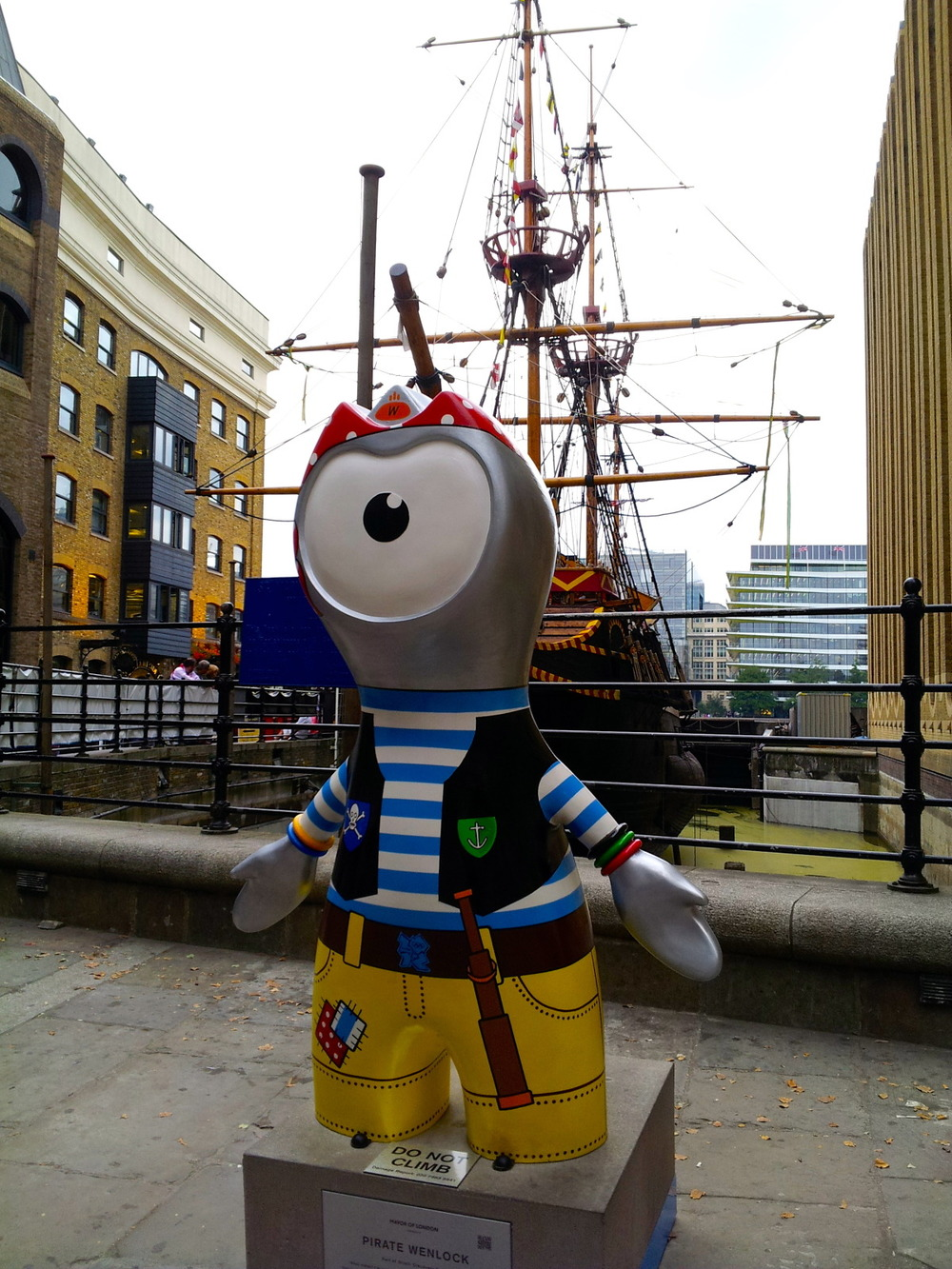 Pirate Wenlock