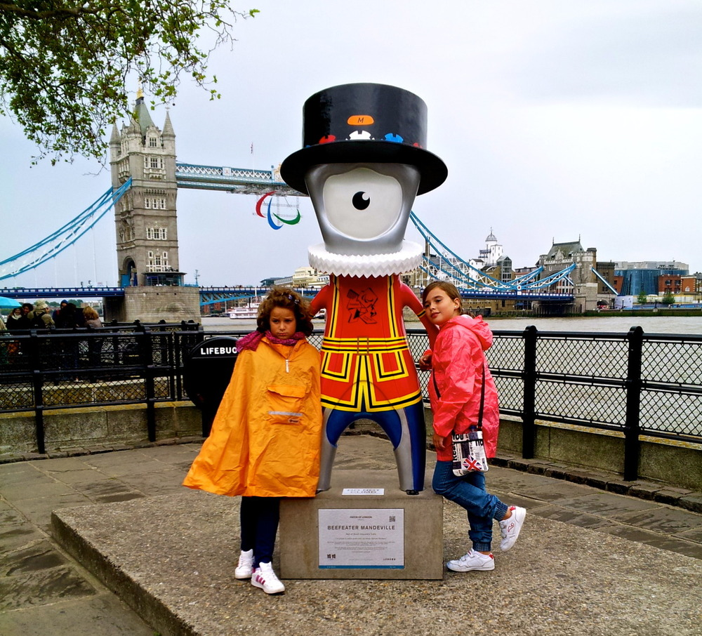 Beefeater Mandeville at Tower Bridge