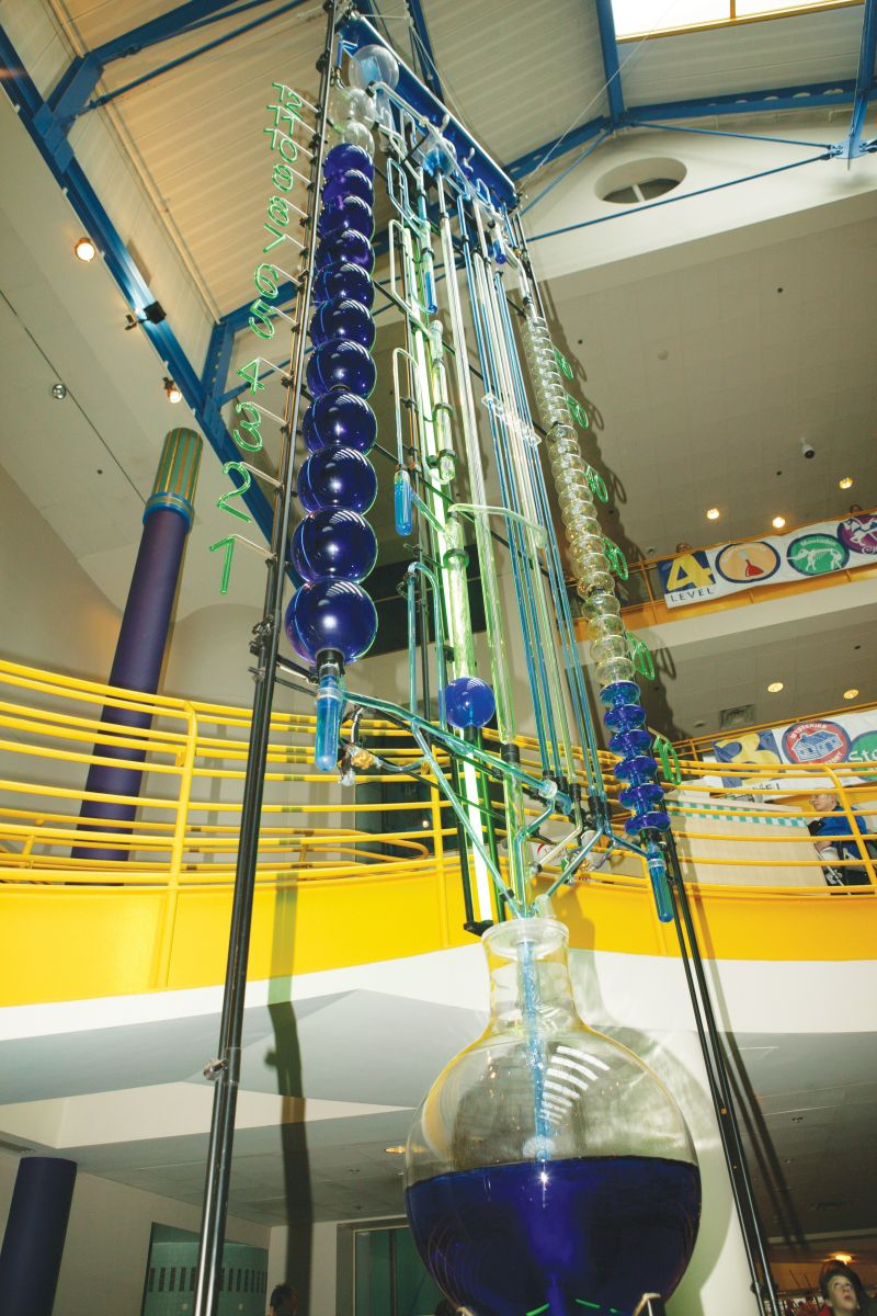 Water Clock 水鐘 (Source: childrensmuseum.org)