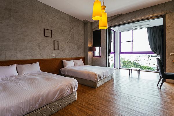 都法豪華莊園有著舒適寬敞的空間,戶戶有景觀,看山、看海、看夕陽。(圖片來源:http://www.dufa.com.tw/)