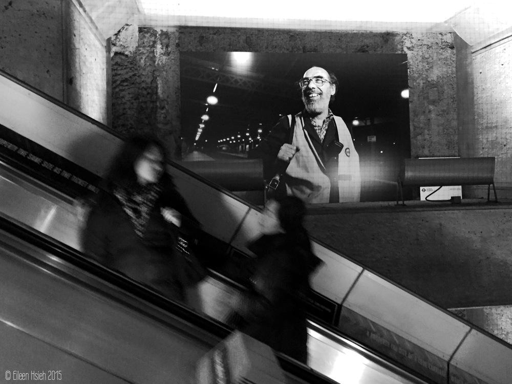 Rankin -An Underground Hero (1989). © Eileen Hsieh