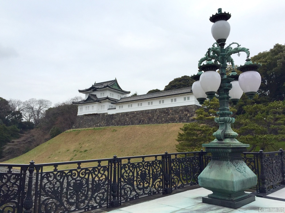 Fushimi-yagura.伏見櫓。© Eileen Hsieh