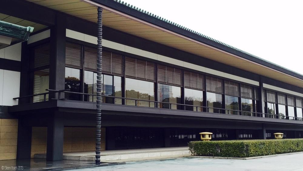 Chōwaden Reception Hall.「長和殿」。© Eileen Hsieh