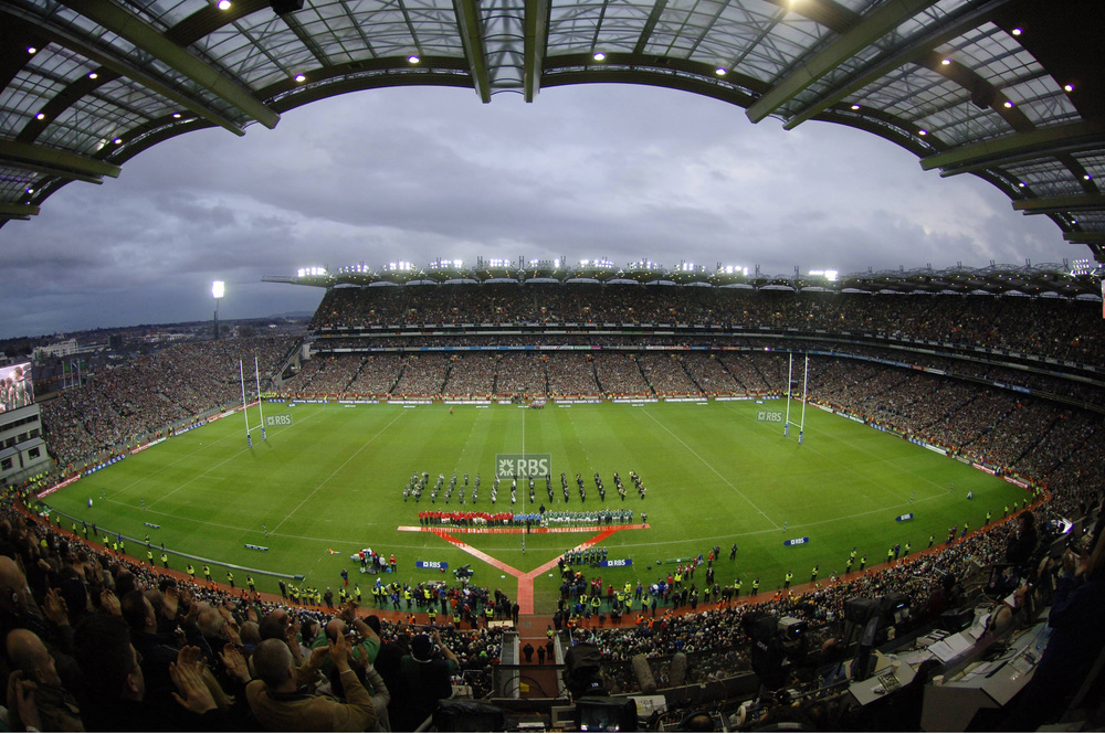 The Croke Park Stadium is the home of popular Gaelic sports such as Gaelic football and hurling. (Image Source: Croke Park)