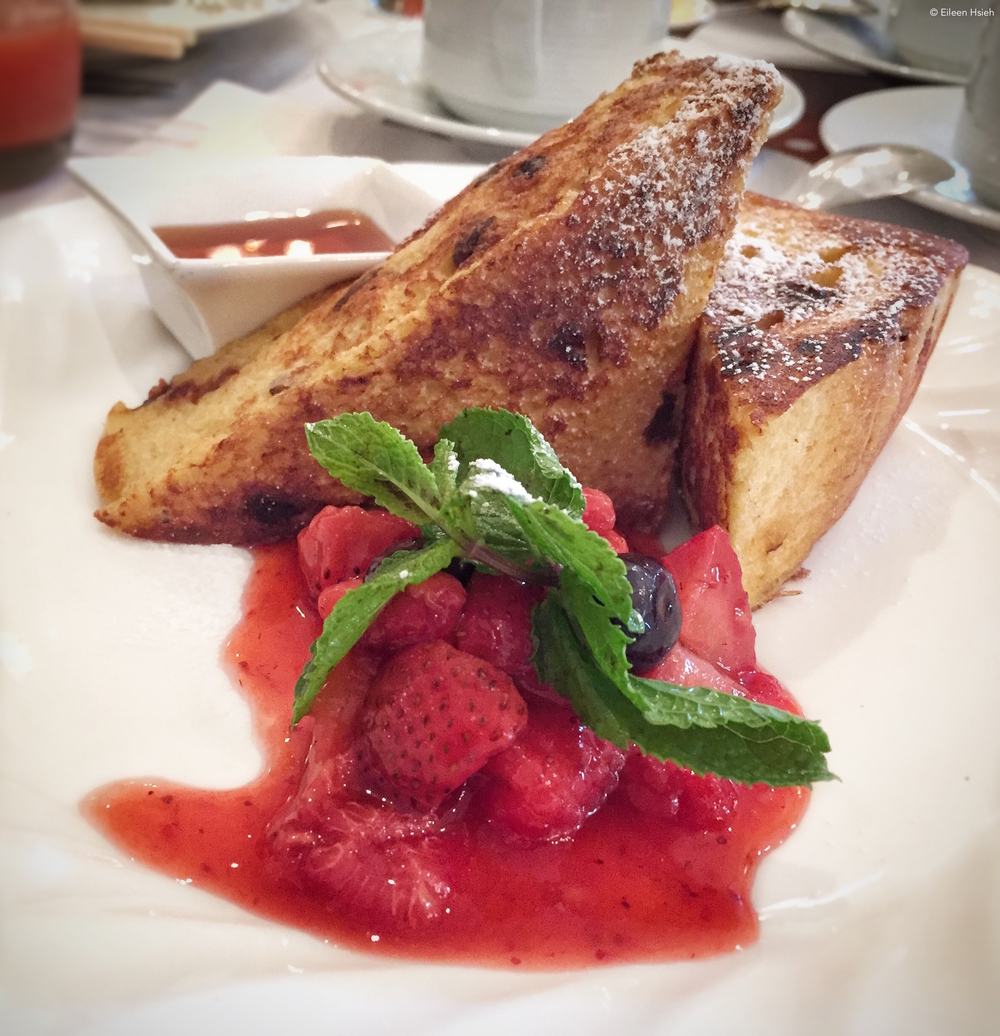 French Toast. © Eileen Hsieh