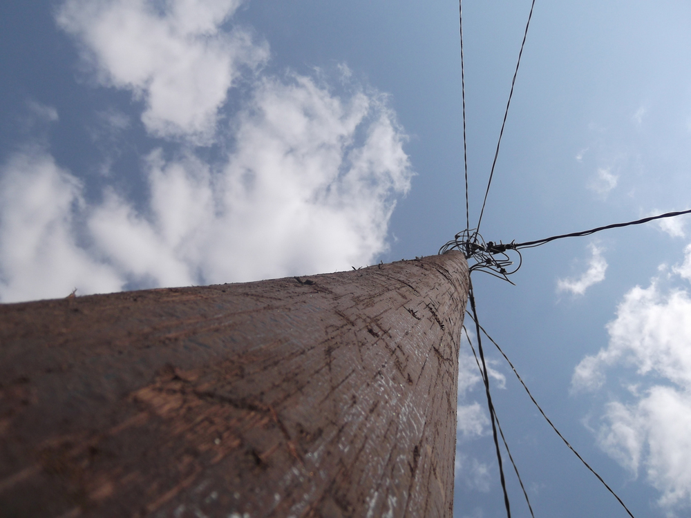 Before I started receiving the payments I could not afford electricity.  © Jaime André Macheque 2012 / ODI / PhotoVoice
