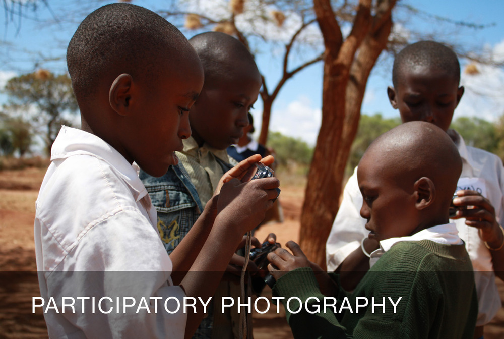 Participatory photography