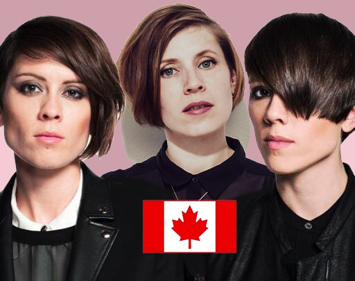 "HAPPY CANADA DAY! Go download this free compilation and hear what Tegan and Sara's ""You Wouldn't Like Me"" sounds like with a little KASHKA added.  Available for free download for 148 days:  http://www.quickbeforeitmelts.ca/dominionated/download-dominionateddeux/"