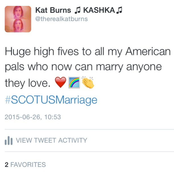 #lovewins #scotusmarriage