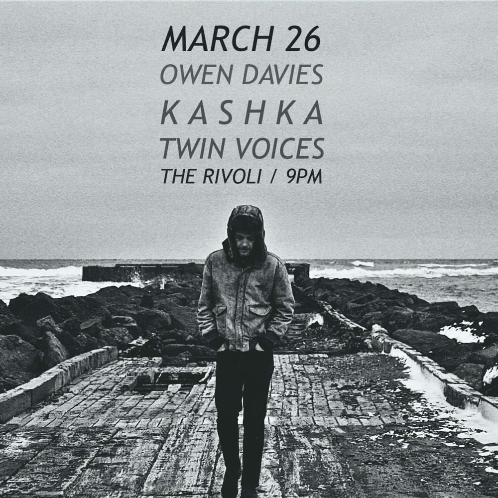 I'm playing this week in Toronto, and tickets are now on sale. Purchase right here [click.] and all the details at the Facebook event [click.] This is the first show of 2015 and I'm very much looking forward to sharing some songs with you. xo KB