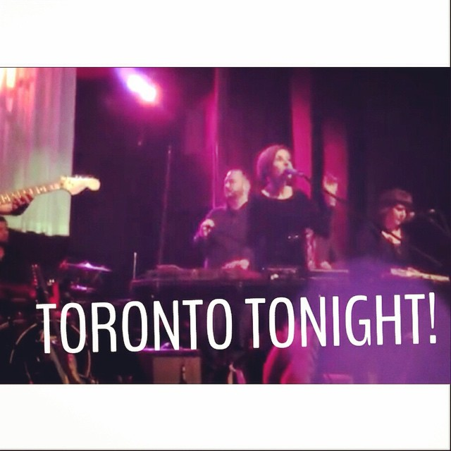Let's do this Toronto! 8pm at The Drake Underground!