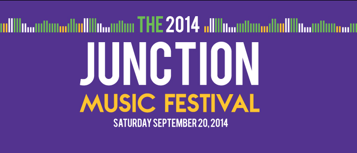 KASHKA will be playing a full band show this weekend at the Junction Music Festival. Catch them at 7:30pm at the Maverty Stage!