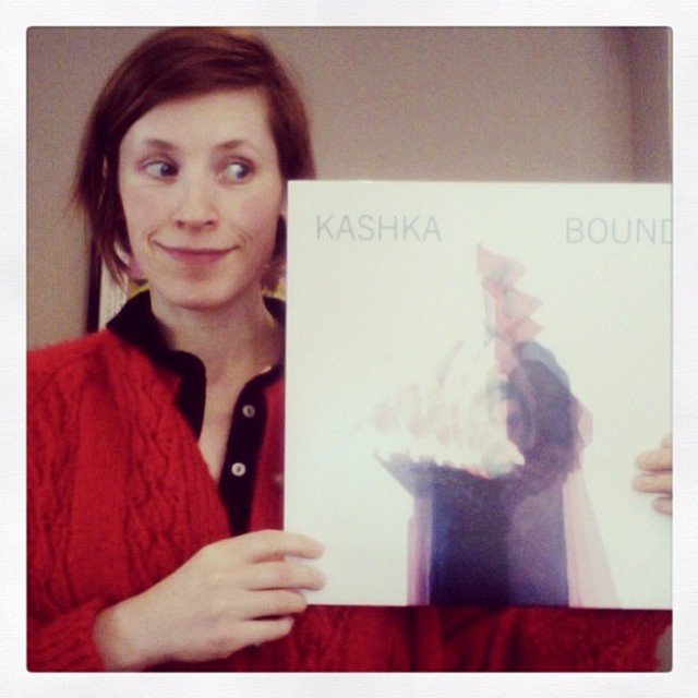 Oh, hai there! A friendly note to tell you I've restocked this beautiful white vinyl version of BOUND at Soundscapes, Rotate This and Sonic Boom Kensington in Toronto. Not in TO? You can mail order from  kashka.bandcamp.com  or email me, we will sort something out! Yeskashka @ gmail
