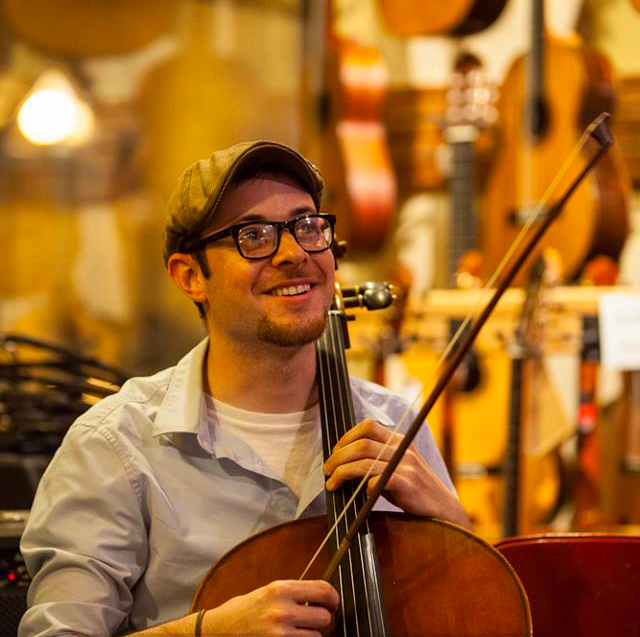 John Delmonico,AdministrativeAssistant John works behind the scenes as an administrator. Outside of Mutual Aid, he is a luthier and a cellist, repairing instruments at a local violin shop and performing in a variety of ensembles.His passions lie in community and environmentalism.