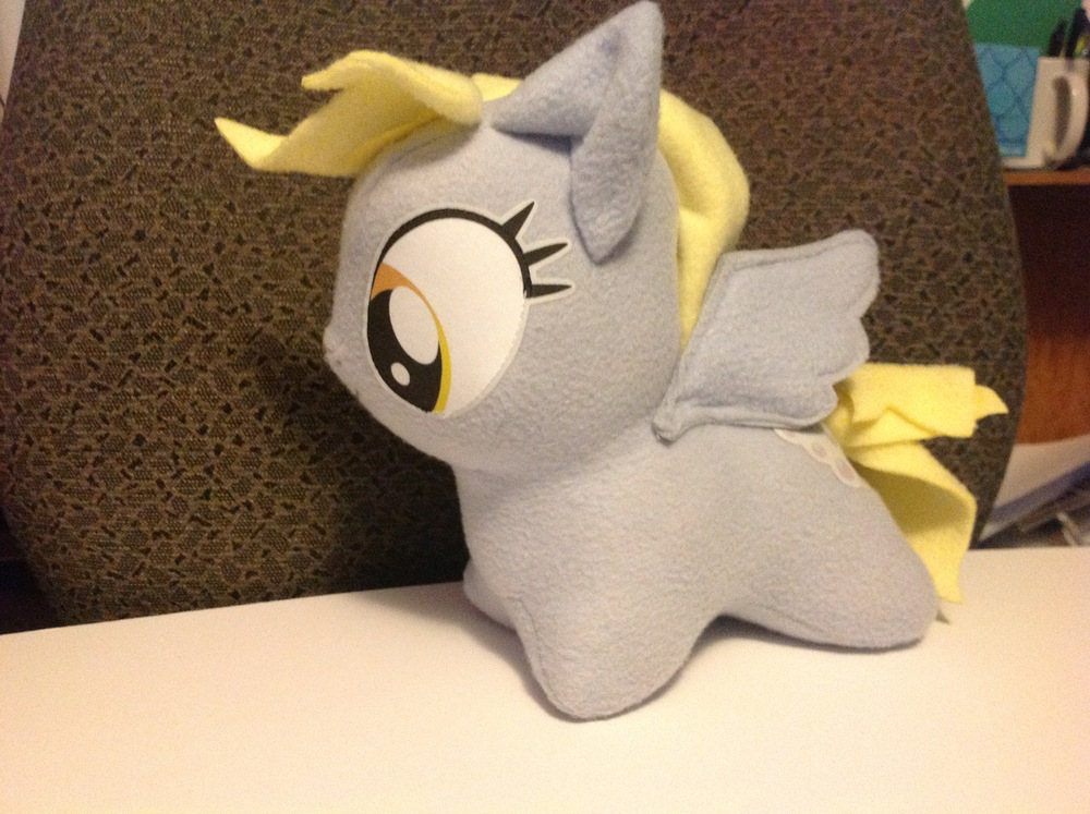 Is it Derpy, or is it Muffin? The debate continues.