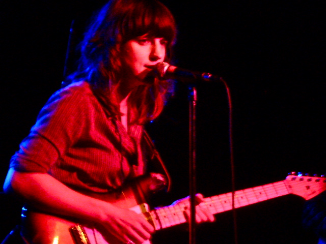 Eleanor Friedberger, 2011