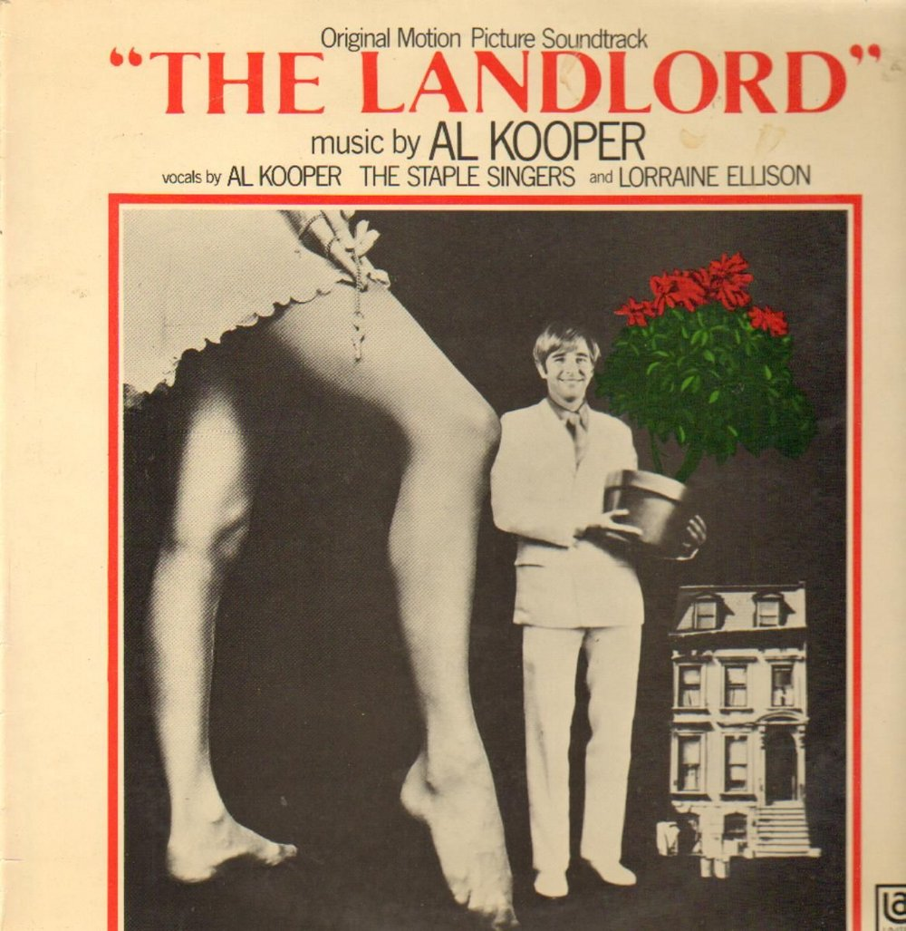 Soundtrack album cover for The Landlord