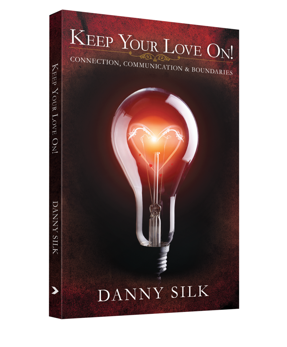 Book Cover Design / Keep Your Love On!