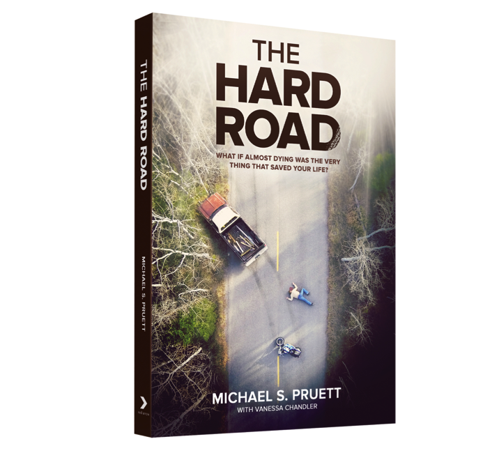 Book Cover Design / The Hard Road