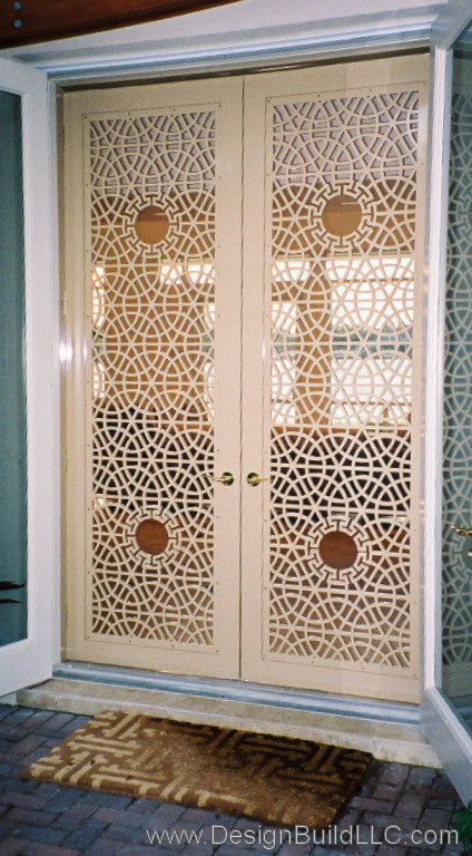 Main Entry Door