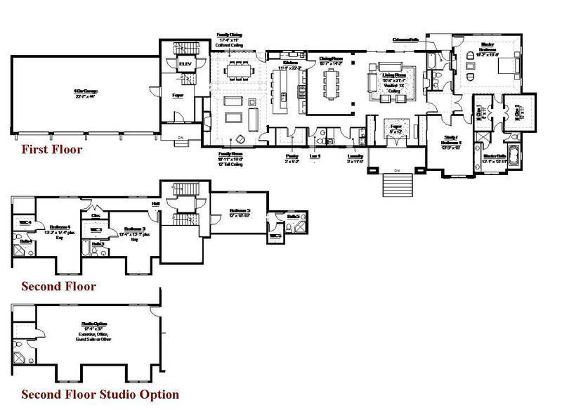 Avondale floor plan