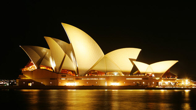yes, THAT Sydney Opera House