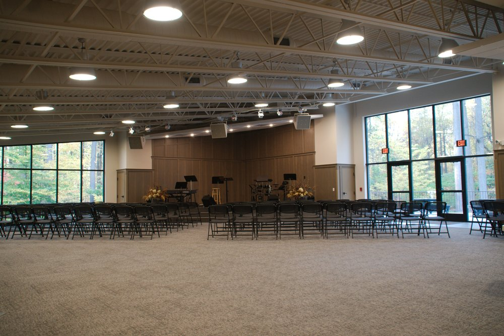 New Fellowship Hall