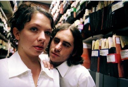 Jenny Larson and Joey Hood