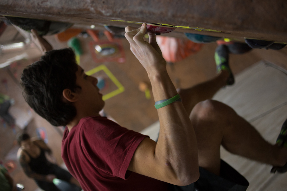 Seattle Bouldering Competition