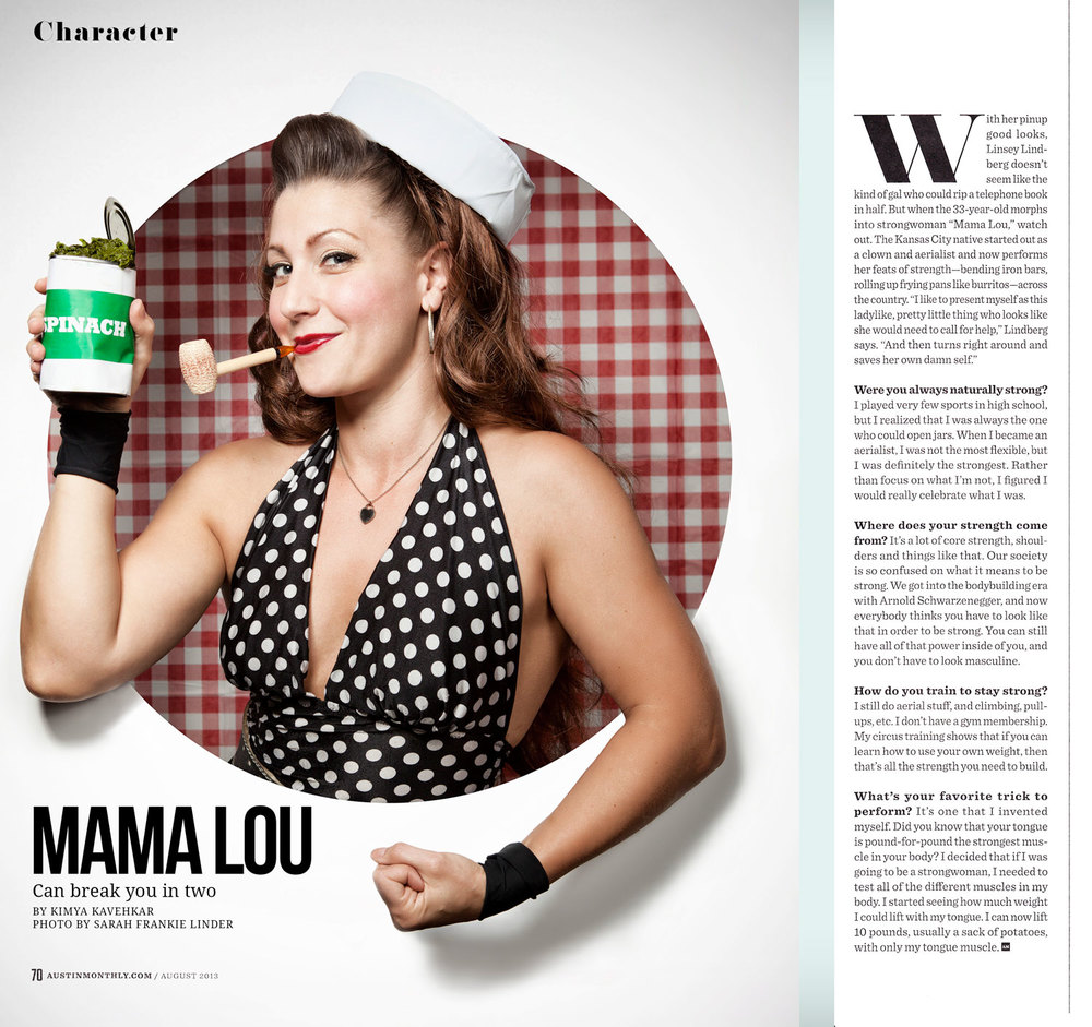 AUSTIN MONTHLY // AUGUST 2013