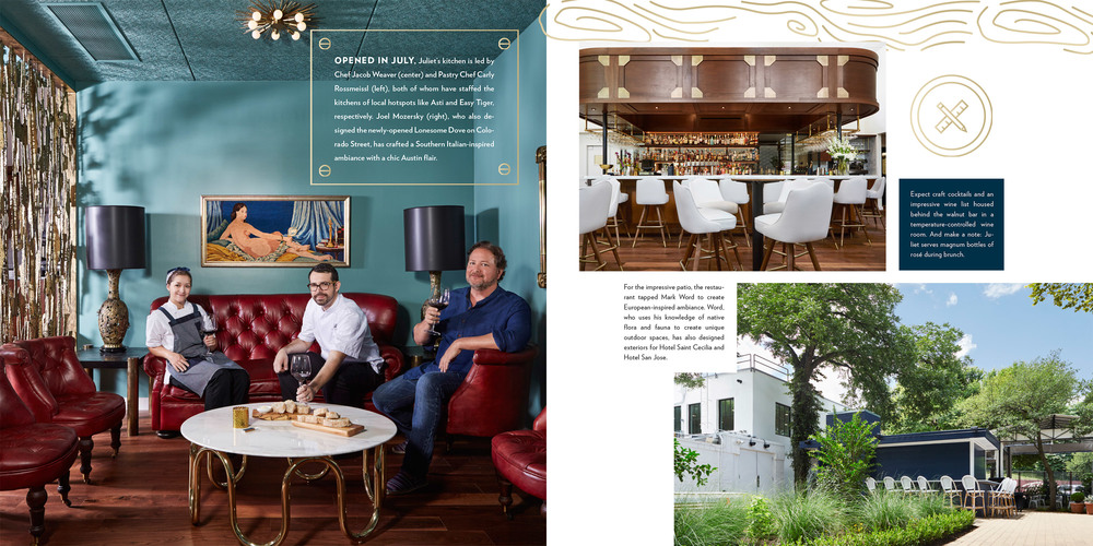 """TRIBEZA // """"Made in Austin"""" Feature // August 2015"""