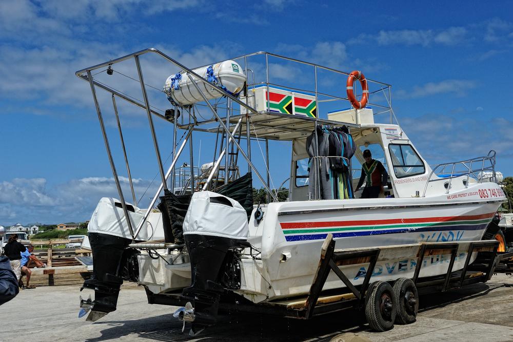 A Bigger Boat....