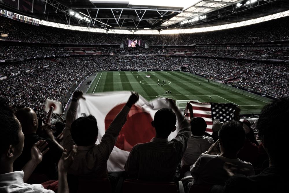 USA vs Japan - London 2012