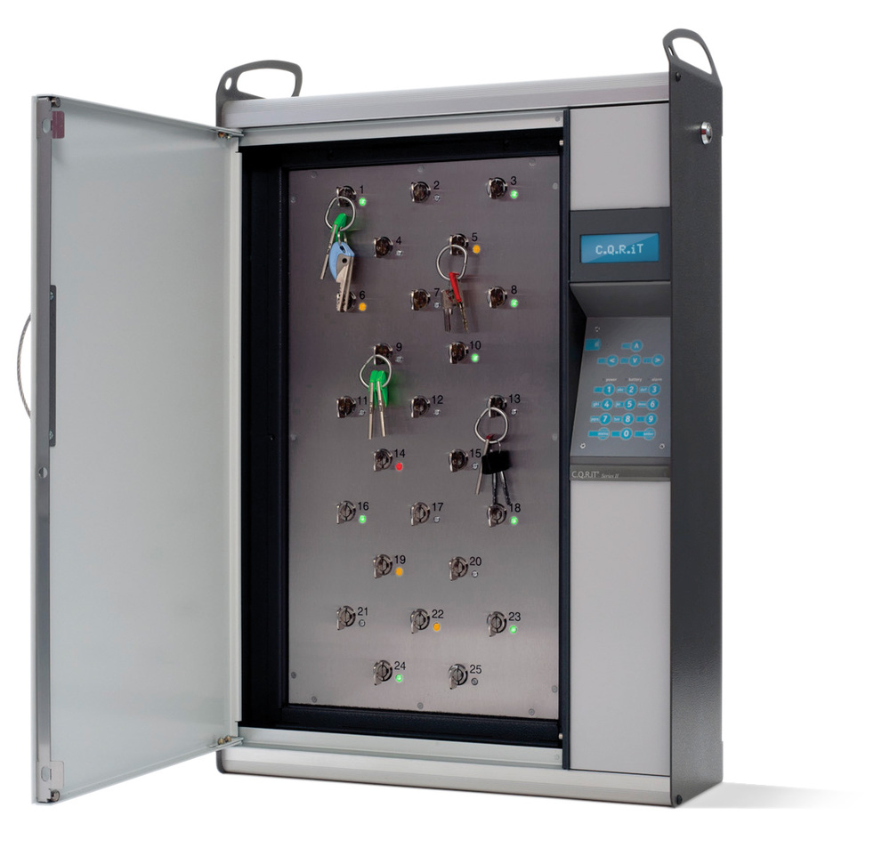 Key cabinets — CIC Technology