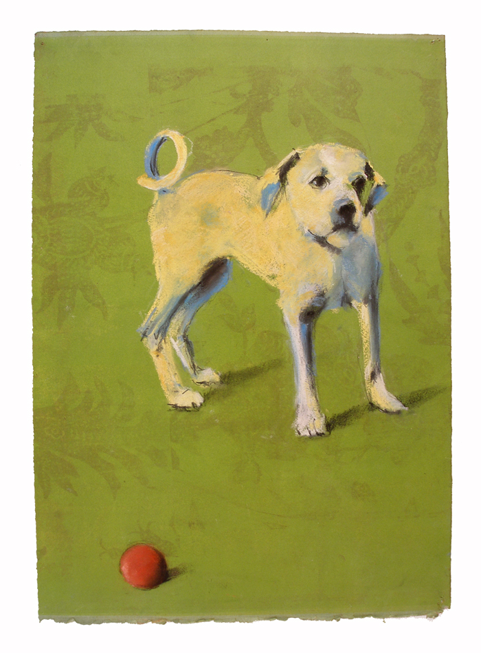 Yellow Dog # 9