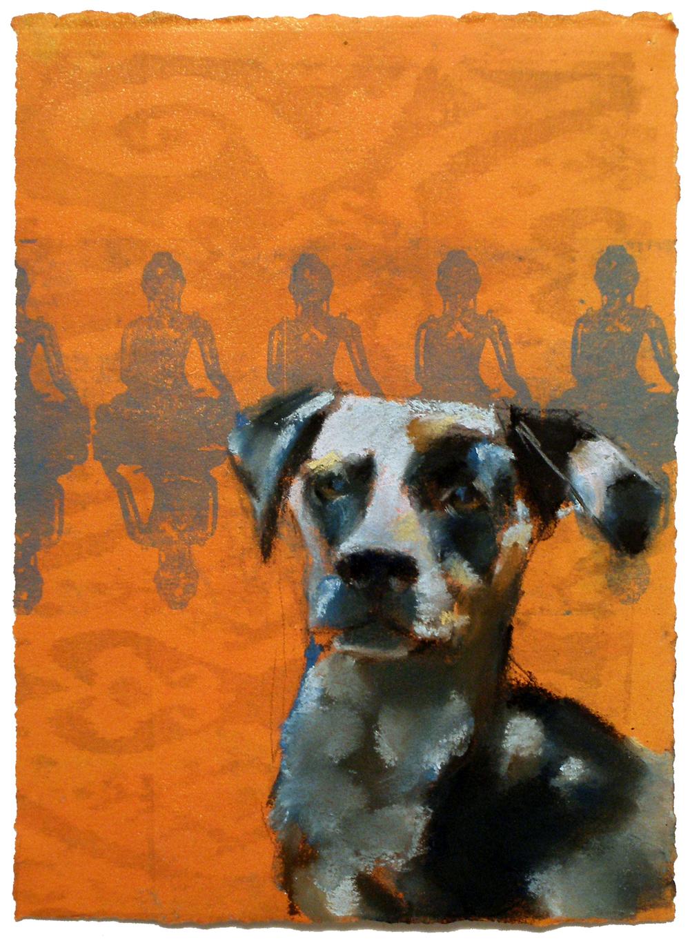 Buddha Dog # 7