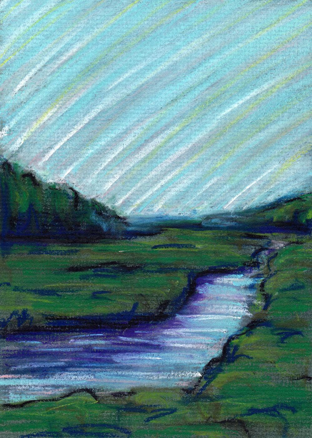 River Study I