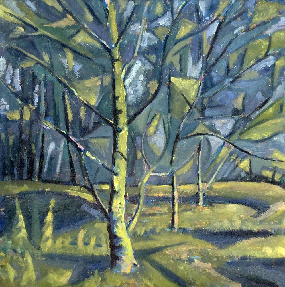Treeline, Meadow