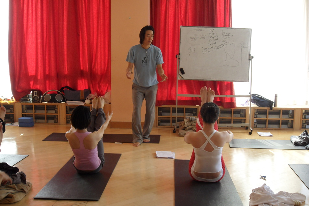 Lotus Flow Workshop