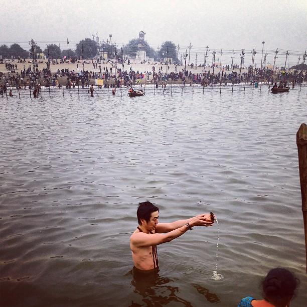 2013 Kumbha Mela Festival India