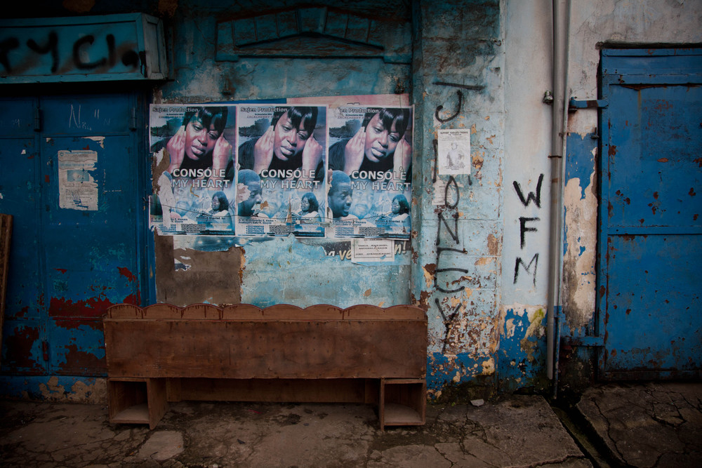 Console My Heart. Sierra Leone cinema.