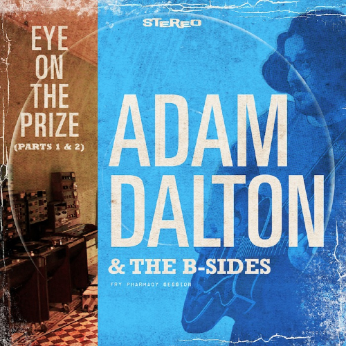 "Nashville based  singer-songwriter, Adam Dalton will be releasing the first in a series  of singles entitled ""Eye On The Prize (Parts 1 & 2) on January 15,  2013."